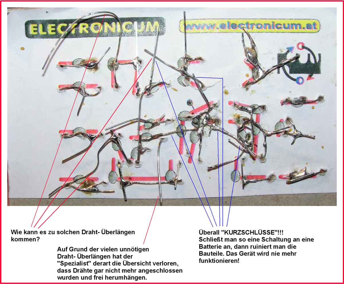 Groß Wie Man Elektrische Verdrahtung Lernt Ideen - Elektrische ...